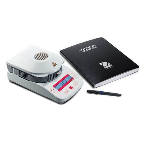 mb23_notebook_600x600 [Ohaus MB series] Cân sấy ẩm Ohaus Model MB23 Cân sấy ẩm điện tử